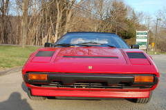 Ferrari 308 GTS QV Quattrovalvole Red 1983 Front View