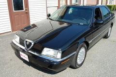 Alfa Romeo 164 LS Black 1995