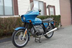 BMW R75 1976