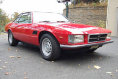 DeTomaso Longchamp Red 1976