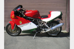Ducati 900SS Limited Edition Red 1995