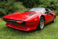 Ferrari 308 GTS Red 1979