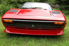 Ferrari 308 GTS Red 1979 Front View