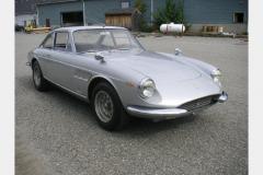 Ferrari 330 GTC Silver 84000 Kilometers 1967