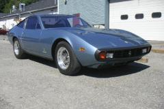Ferrari 1972 365 GTC 4 Blue 45000 miles