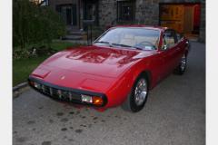 Ferrari 365 GTC 4 Red 60000 Miles 1972