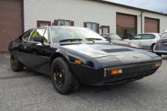 Ferrari 208 GT4 Black 1978