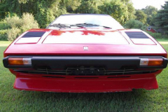 Ferrar1 308 GTS Red 1978 Front View