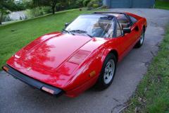 Ferrari 308 GTSi Red 1981