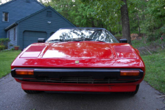 Ferrari 308 GTSi Red 1981 Front View