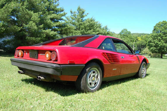 1981 ferrari mondial 8 coupe auctions 1981 ferrari mondial 8 coupe owls head transportation. Black Bedroom Furniture Sets. Home Design Ideas