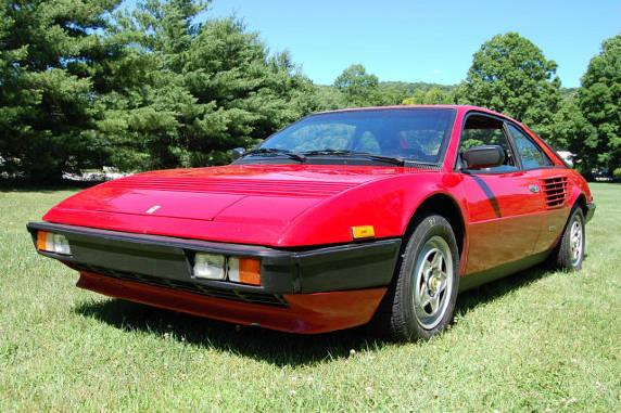 Ferrari Mondial Fuse Box For Sale : Ferrari mondial coupe red miles forza