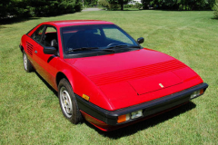 Ferrari Mondial Coupe Red 72000 Miles 1981