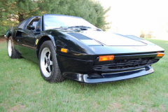 Ferrari 308 GTSi Black 1982