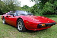 Ferrari 308 GTSi Red 1982