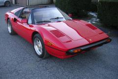 Ferrari 308 GTSi Red 69000 Miles 1982