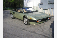 Ferrari Mondial Cab Green 24000 Miles 1983