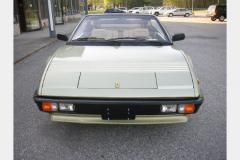 Ferrari Mondial Cab Green 24000 Miles 1983 Front View