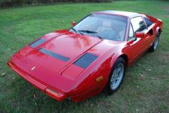 Ferrari 308 GTS QV Red 1984