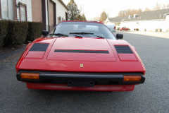 Ferrari 308 GTS Red 1984 Front View