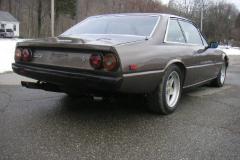 Ferrari 1984 400i Marrone Passenger View