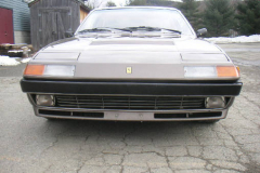 Ferrari 1984 400i Marrone Front View