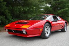 Ferrari 512BBi 8700 Kilometers 1984