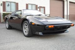 Ferrari 308 GTS QV Black 1985