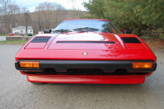 Ferrari 308 GTS QV Red 1985 Front View