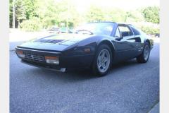 Ferrari 328 GTS Black 1987