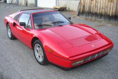 Ferrari 328 GTS Red 1988