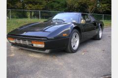 Ferrari 328 GTS Black 1986