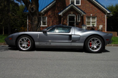 Ford GT Limited Edition Tungsten Grey 2006 Driver Side View
