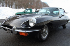 Jaguar XKE Series 2 2 Plus 2 Coupe Black 1969