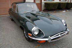 Jaguar XKE Series 2 Coupe 2 Plus 2 Green 1970