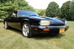 Jaguar XJS Coupe Black 1994