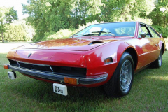 Lamborghini Jarama Red 1971