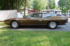 Lamborghini Espada Series 3 Luci Di Bosco 1973 Driver Side View
