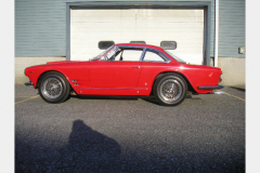 Maserati Sebring Red 1963 Driver Side View