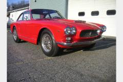 Maserati Sebring Red 1963