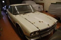 Maserati Mexico White 1968