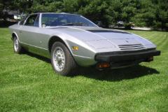Maserati Khamsin Silver 1977