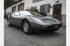 Maserati Bora Anthracite 1977