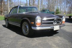 Mercedes Benz 1968 280 Sl 1968