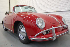 Porsche 356 A Cab Red 1959
