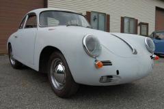 Porsche 356B Coupe Primer 1962
