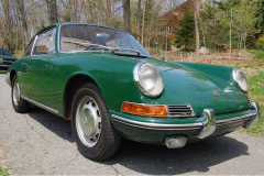 Porsche 912 Coupe Green 1966