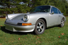 Porsche 911 L Coupe Silver 1968