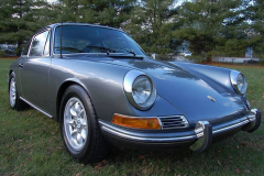 Porsche 912 Coupe Grey 1968