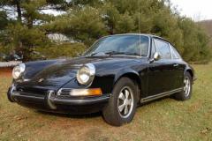 Porsche 1970 911 E Black